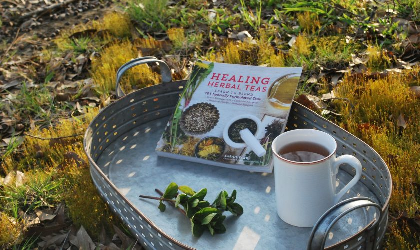Want to Learn How to Make Fantastic Herbal Teas?