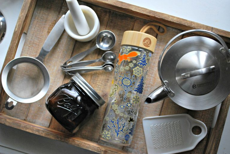 The Herbal Tools I Use the Most in My Home Apothecary