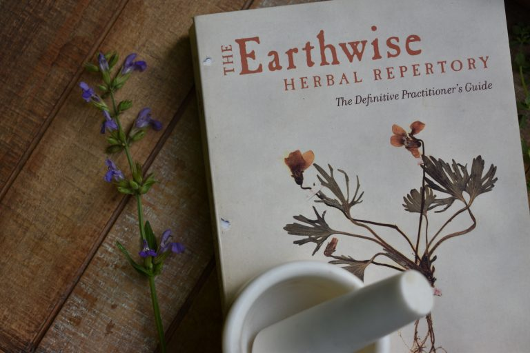 The Earthwise Herbal Repertory for Home Herbalists