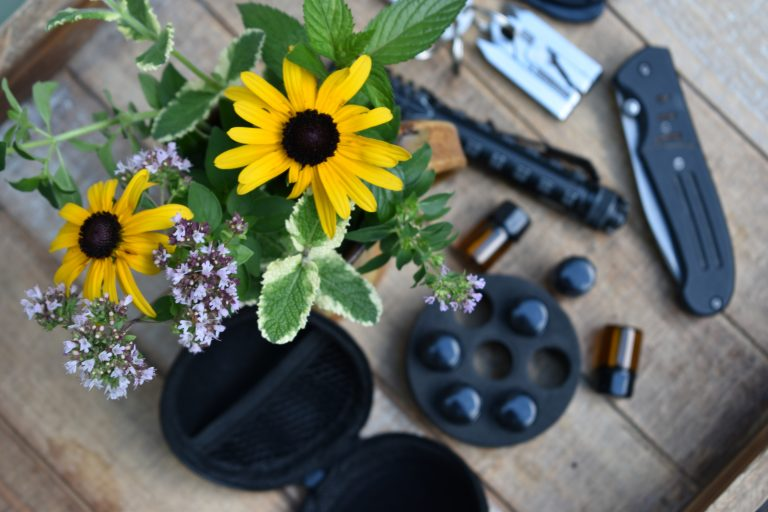What's in My Everyday Carry Herbal First Aid Kit
