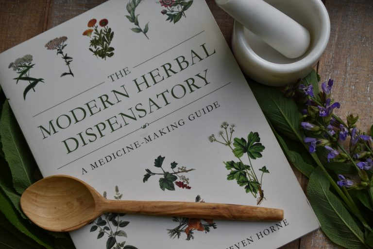 A Review of The Modern Herbal Dispensatory