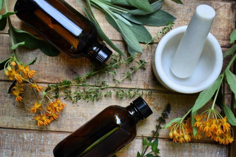 How Many Herbs to Choose for an Herbal Formula